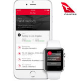The Qantas app created by Two Bulls.