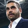 'I'm just glad he's in rehab ': Hodges relieved Inglis has sought help