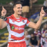 Laid-back Norman is nobody's fool, says Dufty