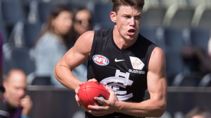 Walsh offers ray of hope to Carlton faithful