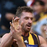 Whitecross, Lovell delisted by Hawks