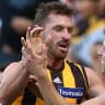 Hawthorn veteran Brendan Whitecross ready for possible last hurrah