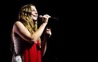 Maggie Rogers at Festival Hall.