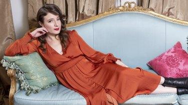 Gemma Sherry loves 20th century vintage styles.