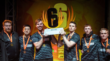 Fnatic took out Orgless to claim the Six Masters final at MEO.