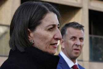 The Berejiklian government is promising one-off $3000 grants for small businesses.
