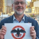 Australia's leading conservationist, Tim Flannery, joins the campaign.