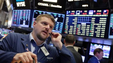 The Standard and Poor's 500 index has jumped 59 per cent since the last presidential election, recovering all the ground lost during a March plunge.