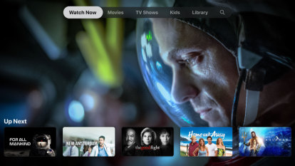 With the launch of Apple TV+, the tech giant has moved the goalposts