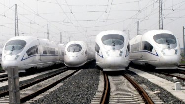 Liberal MP John Alexander said the pandemic intensified the case for high-speed rail projects.