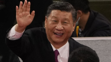 President Xi Jinping has announced a broader and extended crackdown on a number of industries.