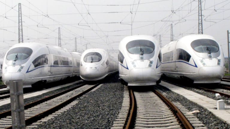 High-speed rail is set to return to the agenda during the NSW and federal election campaigns.