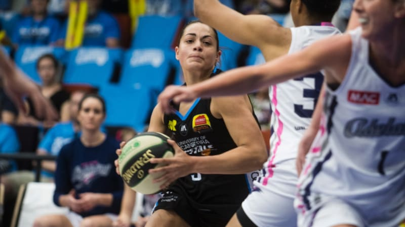 Canberra Capitals send a statement to their WNBL rivals