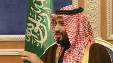 Saudi Crown Prince Mohammed bin Salman, has been under pressure since the death of Jamal Khashoggi.