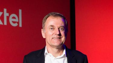 Former Foxtel CEO Peter Tonagh.