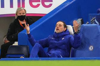 Chelsea boss Thomas Tuchel took full responsibility for the defeat.