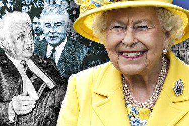 A total bombshell: Neither the Queen nor Sir John Kerr emerge unscathed
