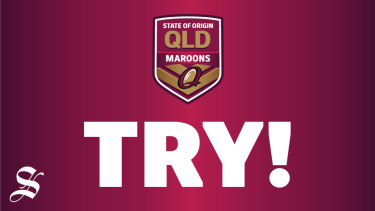 Qld try