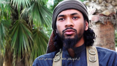 One of the Sri Lanka bombers reportedly had links to Australian-born IS militant Neil Prakash.