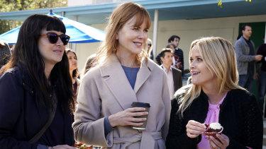 Big Little Lies returns for a second season.