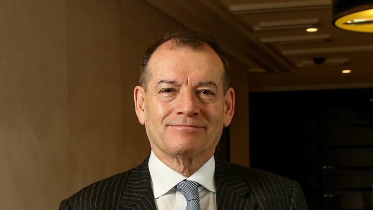 Crown executive charirman John Alexander.