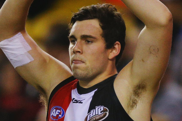 Paddy McCartin is hoping to return to the AFL.