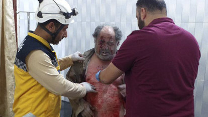 US threatens quick response if Syria uses chemical attacks again