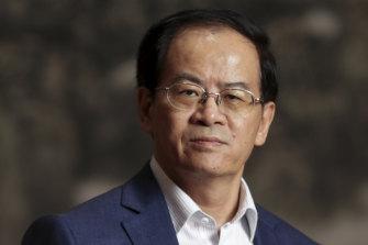 China's Ambassador in Canberra, Cheng Jingye, is leaving Australia.