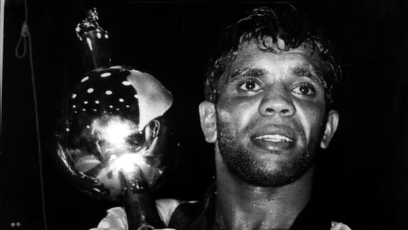 From the Archives: Lionel Rose is named 1969 Australian of the Year
