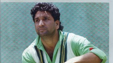 Abdul Qadir, the Pakistani leg spinner, was one of Shane Warne's idols.