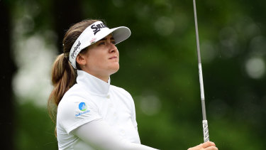 Hannah Green is hungry for more success after her maiden major title.