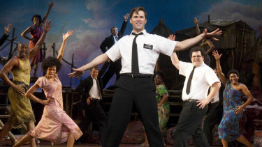 Sydney has two main lyric theatres for major international shows, such as The Book of Mormon.