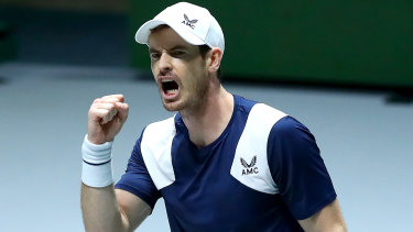 Aussies set for late finish in Madrid after Murray goes the distance