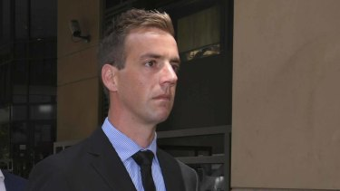 Senior Constable Brad McLeod, after an earlier appearance at Melbourne Magistrates Court,  has been charged with assaulting a disability pensioner.