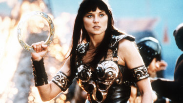 It might have been a cult hit early on, but Xena: Warrior Princess quickly became a global phenomenon.