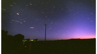 Meteor shower: Where to watch the Eta Aquariid meteor shower