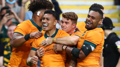 Why Scotland – not England – will decide whether Wallabies get a spring tour pass mark