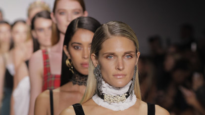 This is the real reason Australian designers show in New York