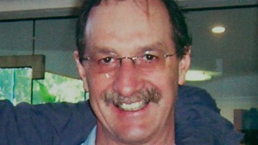 Warren Meyer went missing while bushwalking near Healesville.