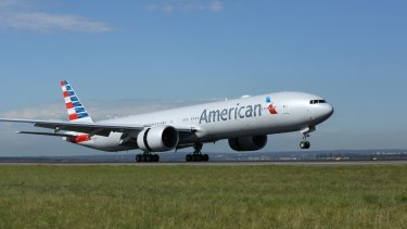 American Airlines said it has 14 more jets that need refurbished display units.