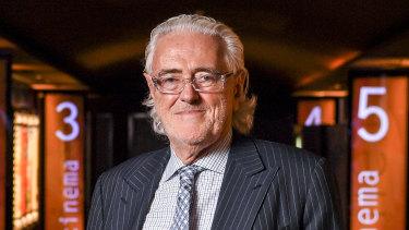 Graham Burke, former chief executive of Village Roadshow.