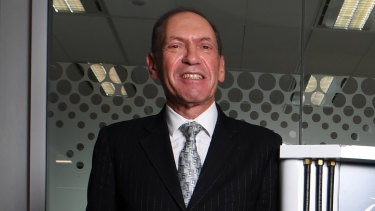 The IPO could be the last big decision for Caltex's outgoing chief executive Julian Segal.