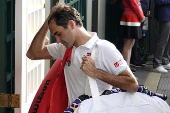 Roger Federer has pulled out of the Tokyo Games.