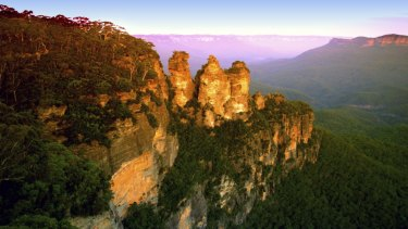 The Blue Mountains National Park is the most popular in NSW.