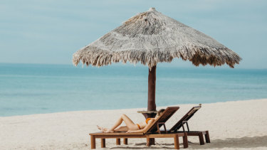 We are seeing a reduction in the risk for cardiovascular disease the more vacationing a person does.