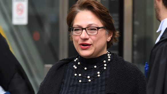 Mirabella taught a few people a lesson we should all be grateful for