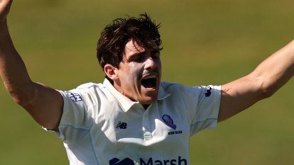 Abbott claims six wickets to push case for place in Australia's Ashes squad