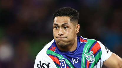 Tuivasa-Shock: Warriors star quits NRL and heads home