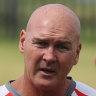 Help is on its way: Dragons coach Paul McGregor.