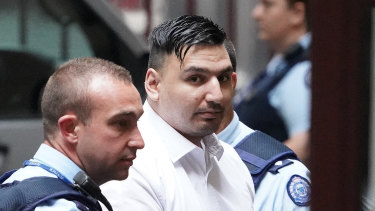 Convicted Bourke Street killer James Gargasoulas.